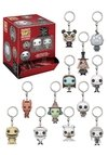 Llavero Funko Pop El Extraño Mundo de Jack Nightmare Before Christmas Blind Bag oficial