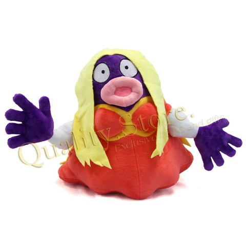 Peluche Plush Pokemon Jynx Anime Argentina