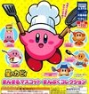 Figura Kirby Manpuku Collection Comida Takara Tomy Arts
