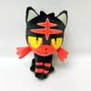 Peluche Pokemon Litten 20cm Pokemon Center 2016