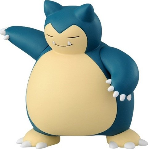 Muñeco Snorlax Moncolle EX EHP-07 Takara Tomy en blister original - Consultá por descuentos en efectivo!! - Quality.Store. Exclusive Items and Gifts