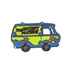 Pin Scooby Doo Mystery Machine