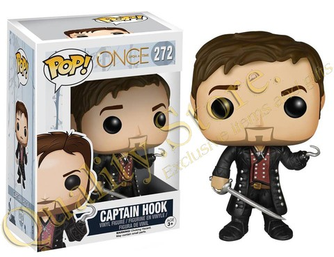 Muñeco Funko Pop Killian Jones Captain Hook Once Upon a Time Argentina
