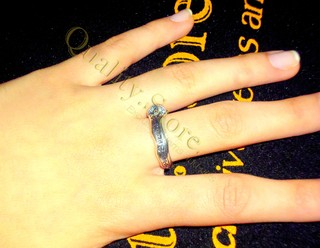 Anillo Daga Emma Swan Dark One Once Upon a Time Argentina
