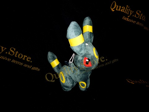 Peluche Pokemon Plush Umbreon Eevee Eevolution Anime Argentina