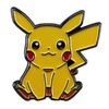 Pin Pokemon Pikachu Sentado