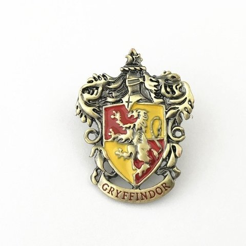 pin gryffindor harry potter hp argentina hogwarts