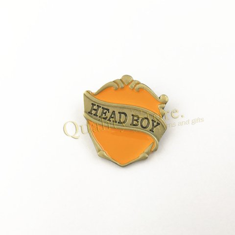Pin Headboy Hufflepuff Hogwarts Harry Potter Argentina