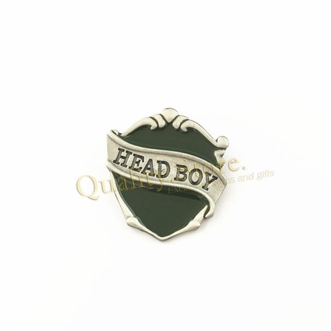 Pin Headboy Slytherin Hogwarts Harry Potter Argentina
