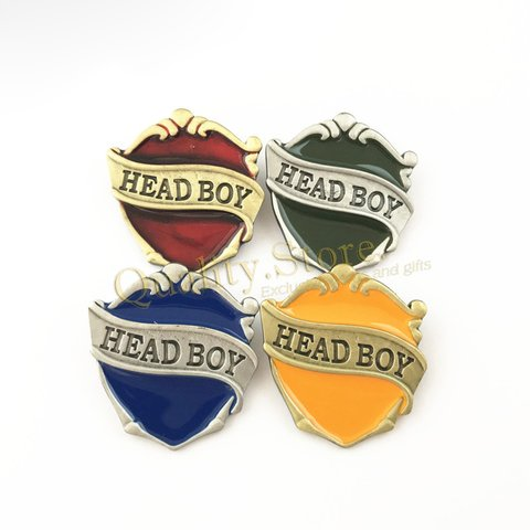 Pin Headboy Gryffindor Hogwarts Harry Potter Argentina