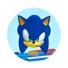 Platos Sonic The Hedgehog Oficial x 10