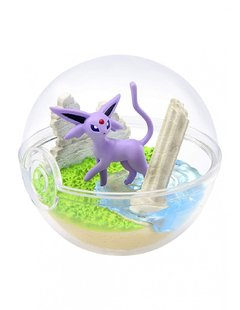 Figura Pokemon Terrarium Collection Vol.5 Re-Ment - Quality.Store. El lugar de los fans!