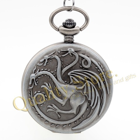Collar Reloj Game Of Thrones GOT Daenerys Targaryen Westeros HBO Argentina
