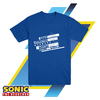 Remera Unisex Sonic The Hedgehog High Voltage