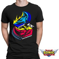 Remera Unisex Team Sonic Racing Oficial