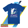 Remera para Chicos Sonic The Hedgehog Remix Cara