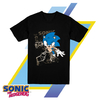 Remera Unisex Sonic The Hedgehog MisAling Oficial