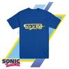 Remera Unisex Sonic The Hedgehog Pop Comic Sonic