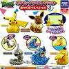 Figura Pokemon Set de Escritorio Takara Tomy Arts