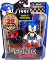 Figura Sonic The Hedgehog Sonic 1991 Jazwares