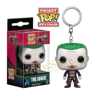 Llavero Funko Pop The Joker Suicide Squad Comic DC Argentina
