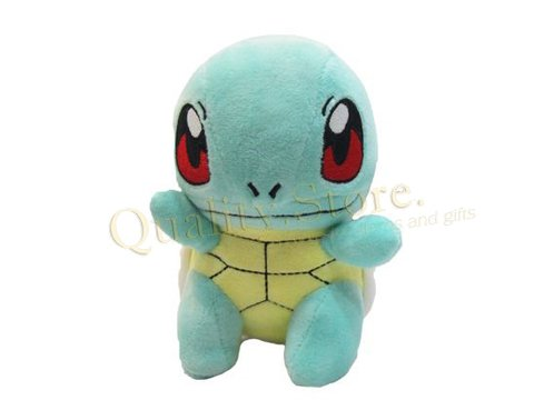 Peluche Plush Pokemon Squirtle Anime Argentina