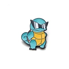 Pin Pokemon Squirtle Lentes de Sol