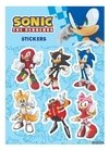 Plancha de Stickers Sonic The Hedgehog Sonic Moderno #3