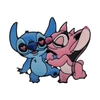 Pin Disney Stitch Angel & Stitch