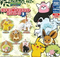 Straps Pokemon Netsuke Vol 3 Takara Tomy Arts