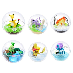 Figura Pokemon Terrarium Collection Vol.5 Re-Ment