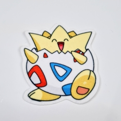 Parche Termotransferible Pokemon Togepi