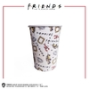 Vasos Polipapel Friends Oficial x10