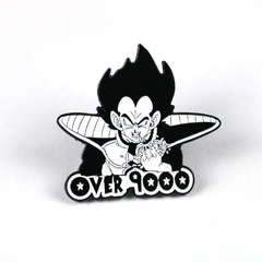 Pin Dragon Ball Vegeta Over 9000