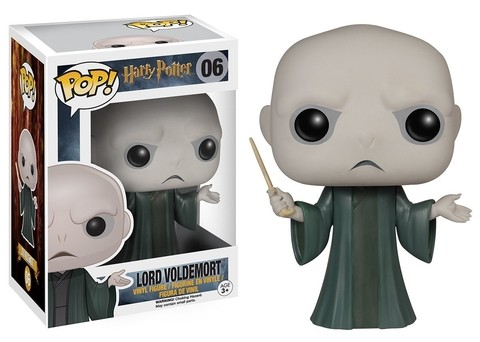Funko Pop Harry Potter Lord Voldemort Tom Riddle Slytherin Hogwarts Argentina