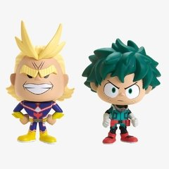 Muñeco Funko Vynil My Hero Academia All Might & Deku - comprar online