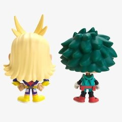Muñeco Funko Vynil My Hero Academia All Might & Deku en internet