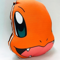 Almohadón Pokemon Charmander 32cm en internet