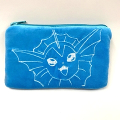 Cartuchera de peluche Pokemon Vaporeon