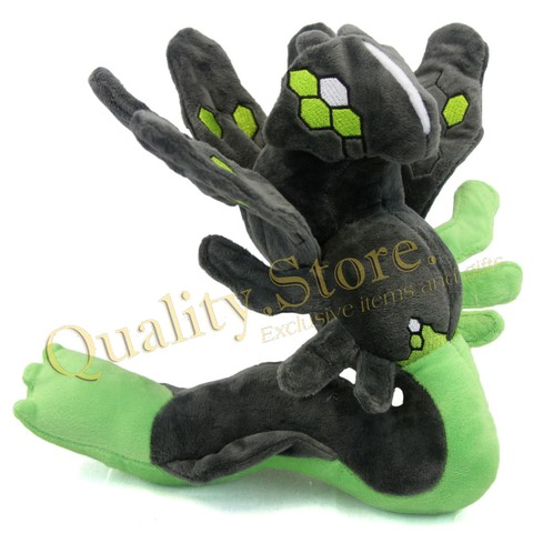 Peluche Plush Pokemon Zygarde 50% Anime Argentina