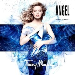 Angel de Thierry Mugler EDP x 50 ml + Body Lotion x 100 ml + Gel de Ducha x 100 ml - Perfumes Lourdes