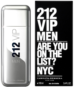 212 Vip Men Carolina Herrera EDT x 100 ml