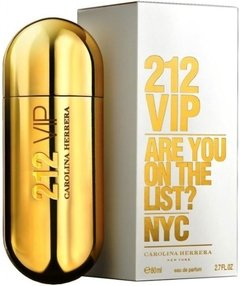 212 Vip de Carolina Herrera EDP x 80 ml