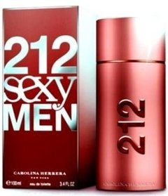 212 Sexy Men de Carolina Herrera EDT x 100 ml