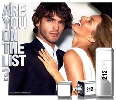 212 Vip Men Carolina Herrera EDT x 100 ml - comprar online