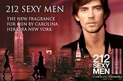 212 Sexy Men de Carolina Herrera EDT x 100 ml - comprar online