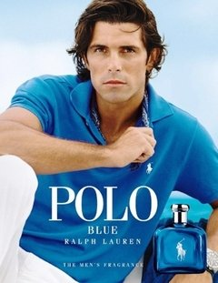 Polo Blue de Ralph Lauren EDT x 125 ml - comprar online