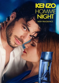 Kenzo Homme Night EDT x 100 ml - comprar online