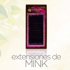 Extensiones de Nature Mink B.12mm