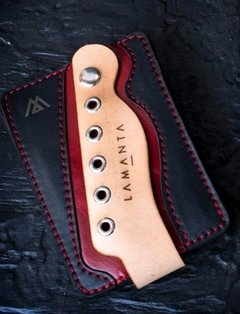 Billetera Headstock